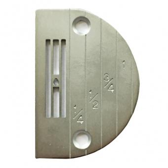 игольная пластина для ПШМ VISTA SM V-8500 легкие ткани
