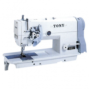 Двухигольная швейная машина Tony H-875-5